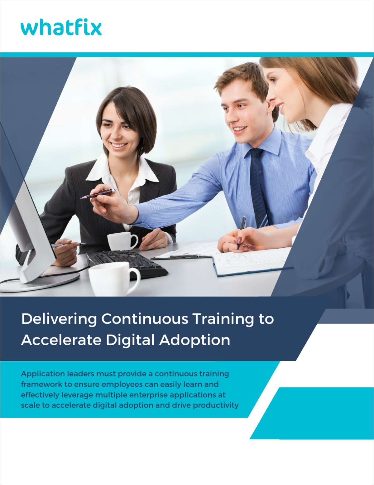 Delivering Continuous Training to Accelerate Digital Adoption