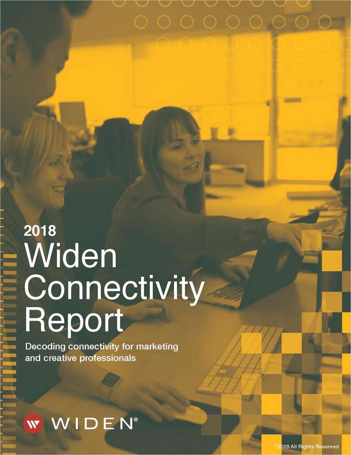 Widen Connectivity Report