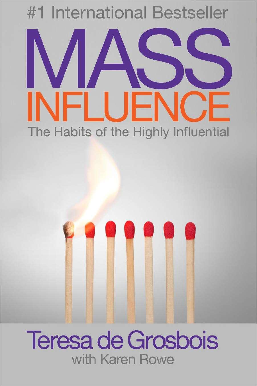 Mass Influence: The Habits of the Highly Influential (Valued at $8.87!)