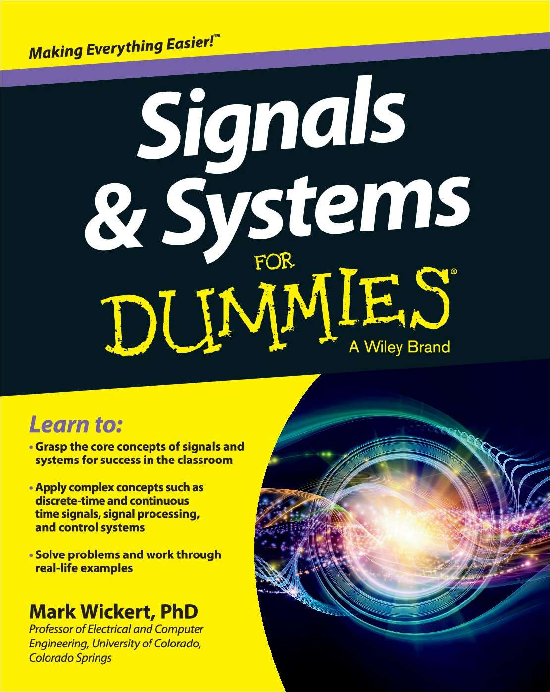Signals and Systems For Dummies -- Free Sample Chapter