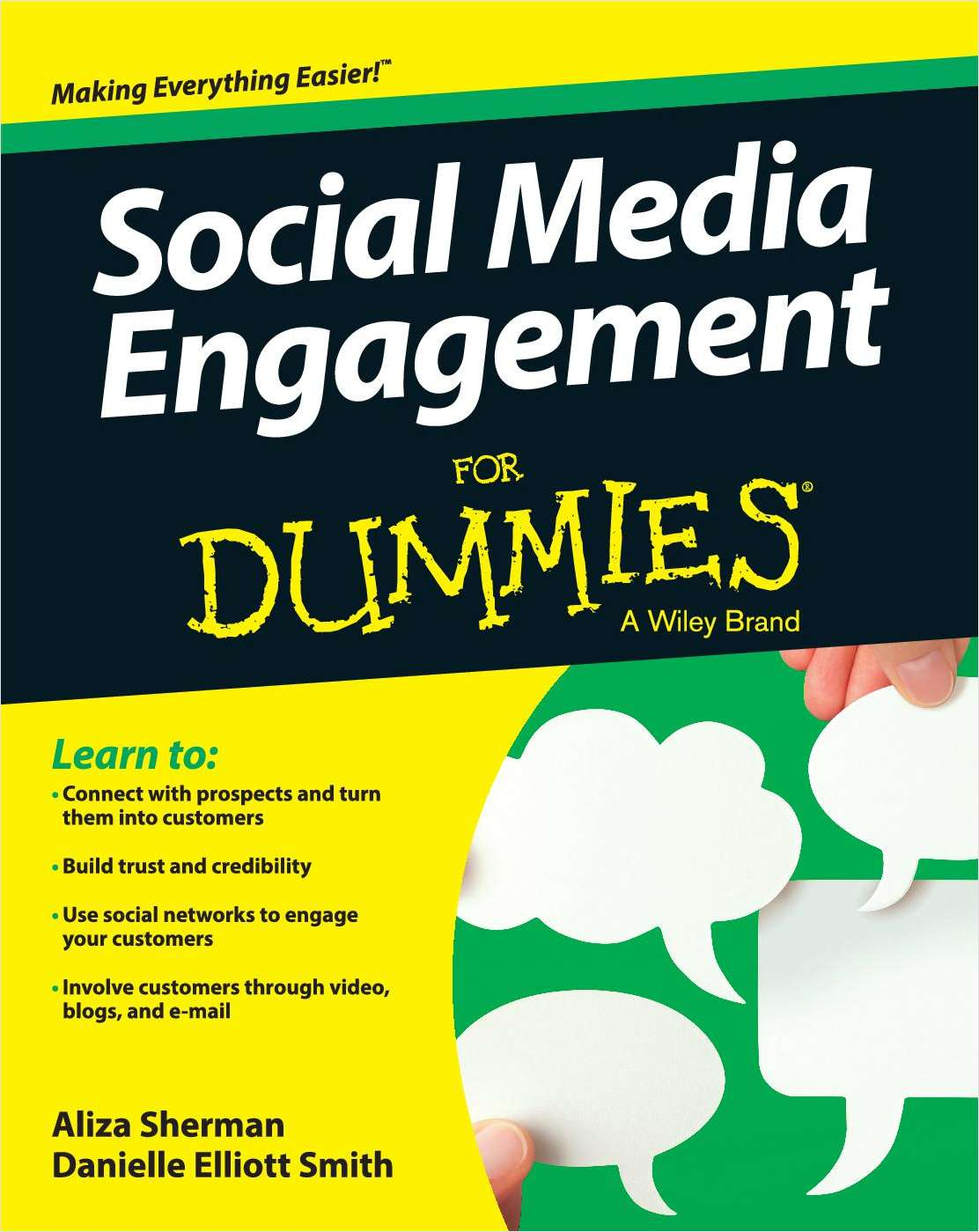 Social Media Engagement For Dummies -- Free Sample Chapter
