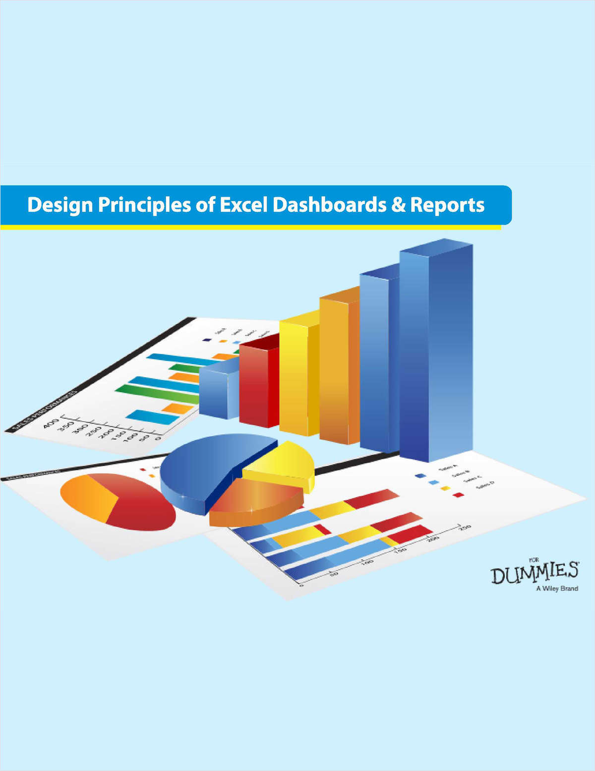 Design Principles of Excel Dashboards and Reports