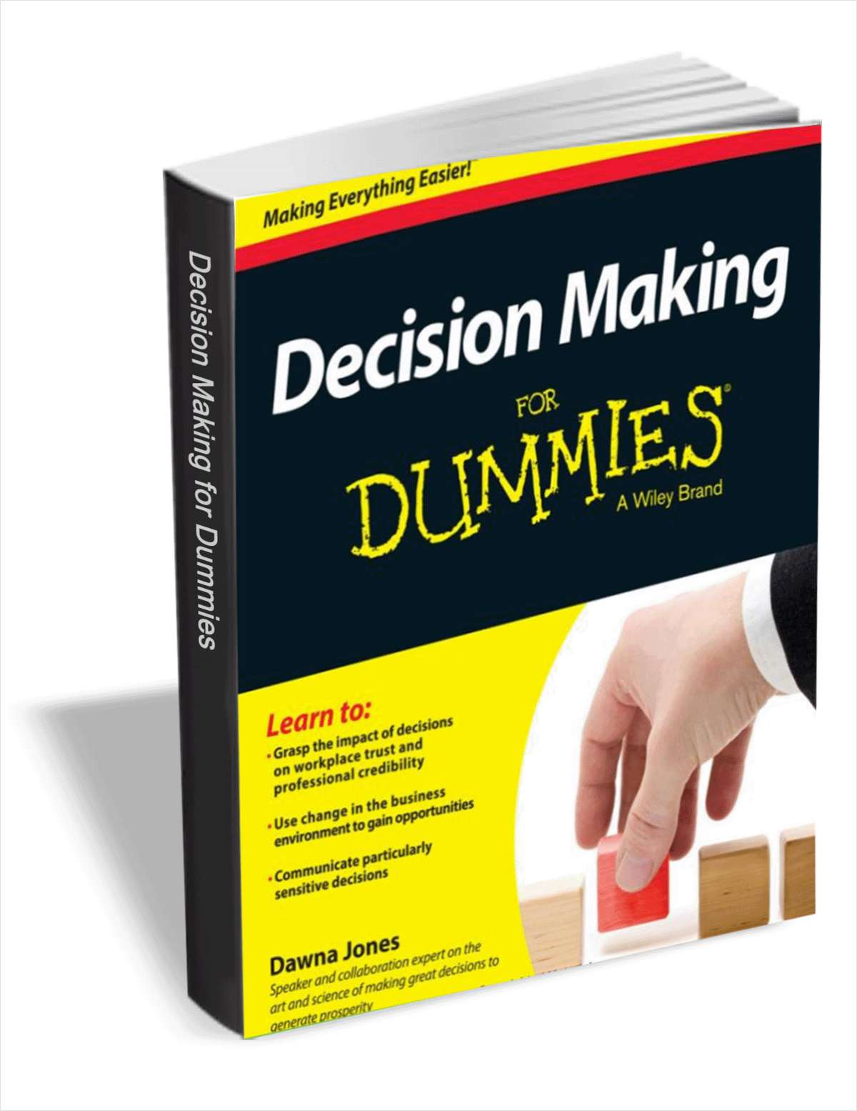 Free eBook – Decision Making For Dummies ($18 Normally)