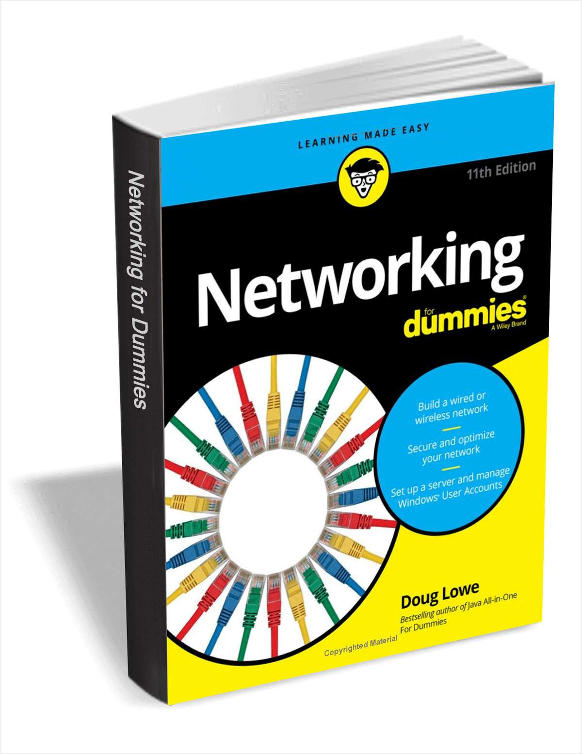 Networking For Dummies, 11th Edition ($15.99 Value) FREE For a Limited Time