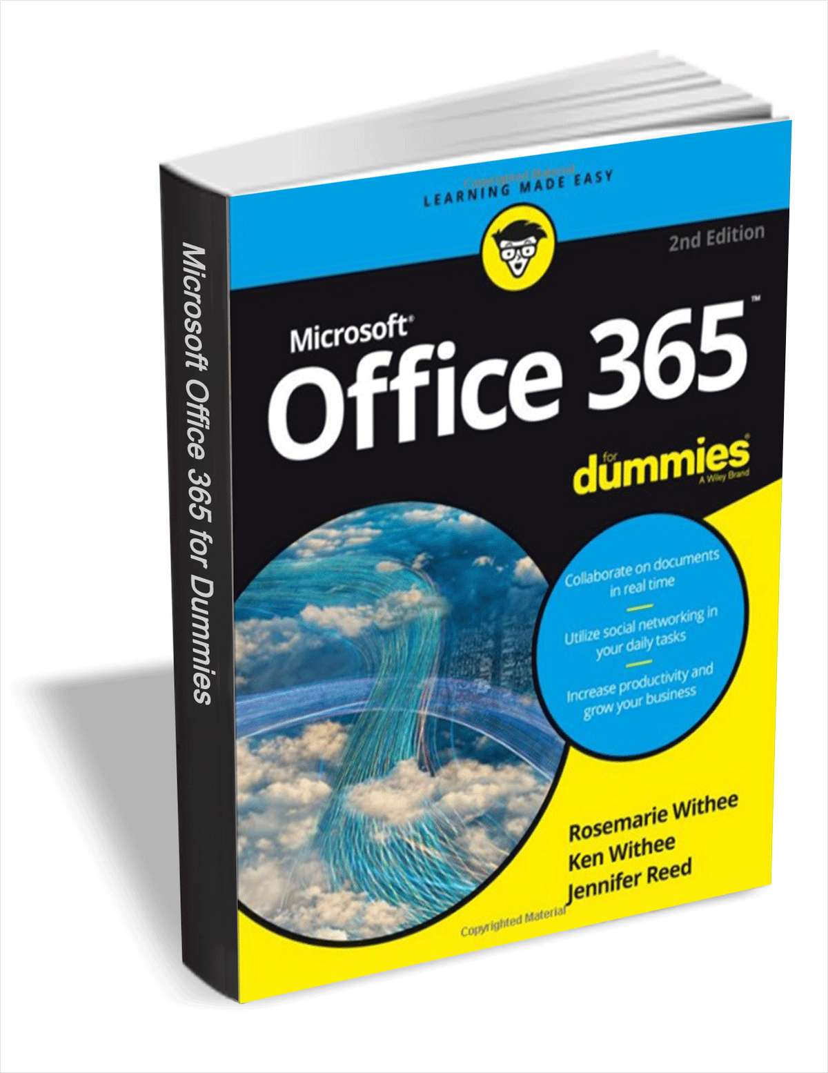 Office 365 For Dummies, 2nd Edition ($13 Value) FREE For a Limited Time
