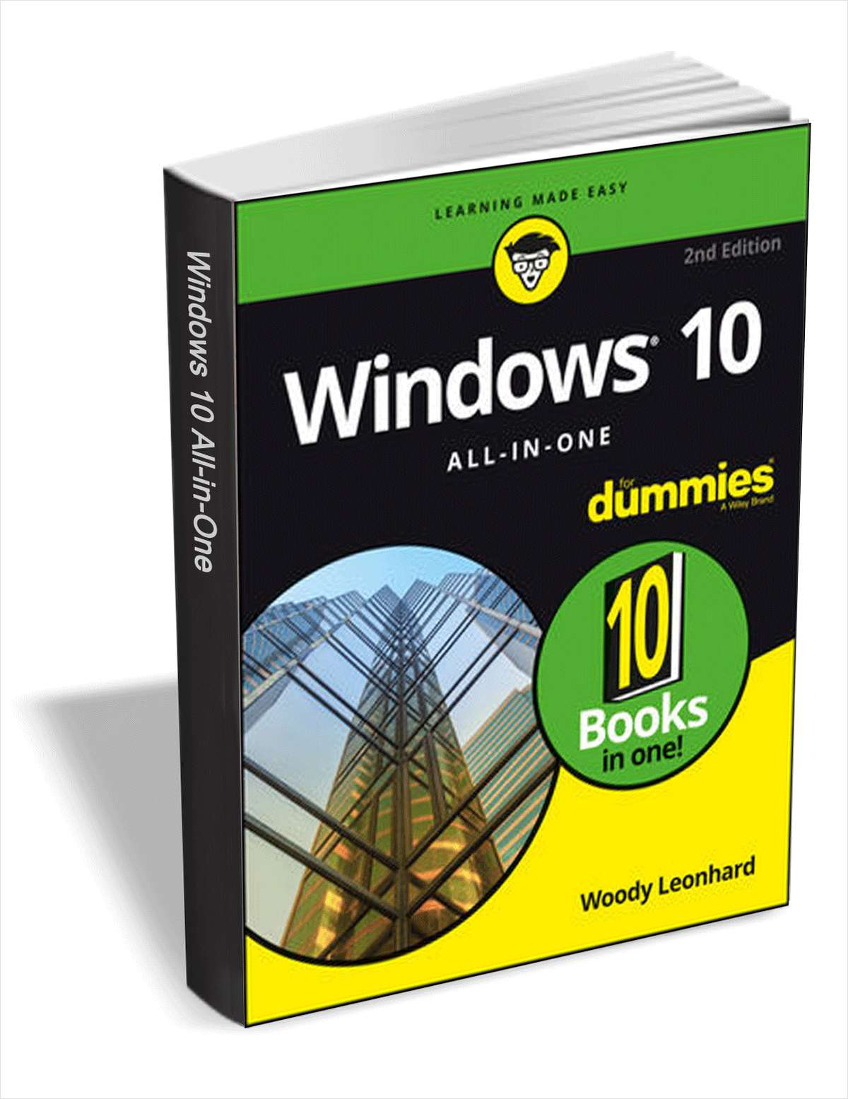 Windows 10 All-In-One For Dummies, 2nd Edition ($19 Value) FREE For a Limited Time