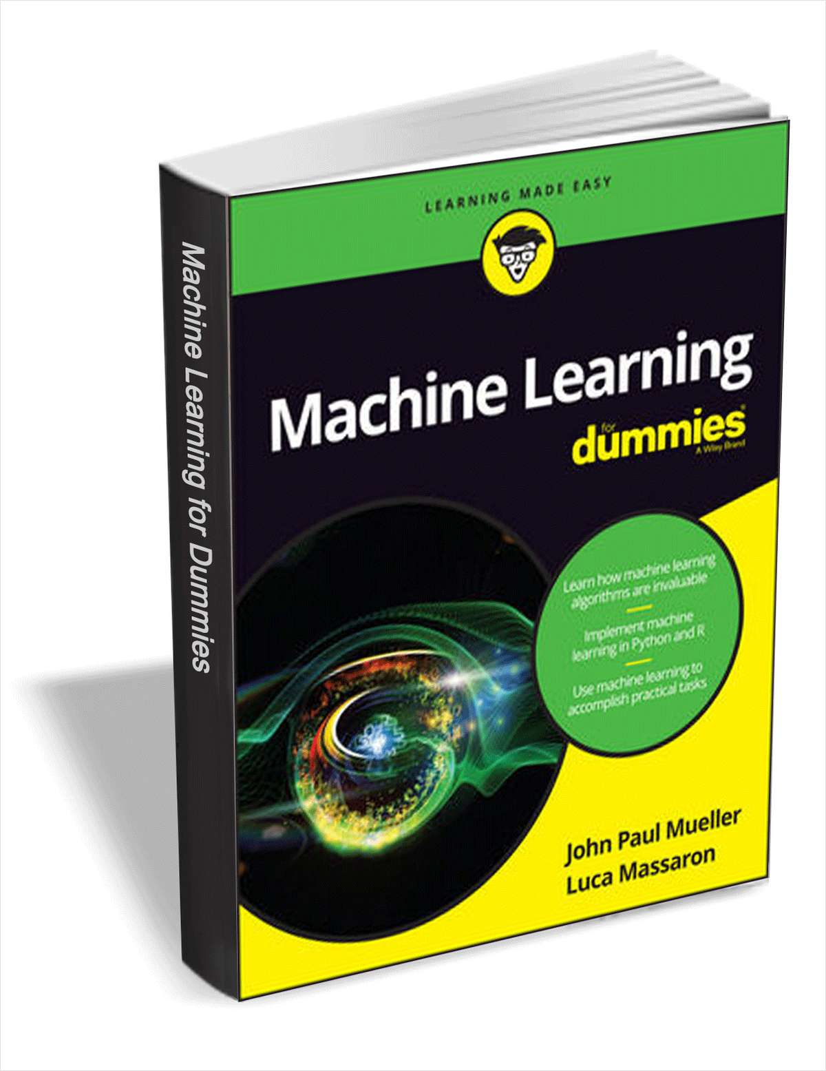 Machine Learning For Dummies ($13 Value) FREE For a Limited Time