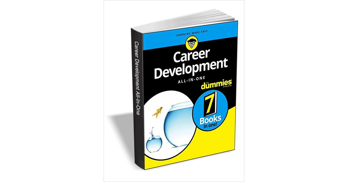 Career Development All-in-One For Dummies ($20 Value) FREE For a Limited Time, Free Wiley eBook