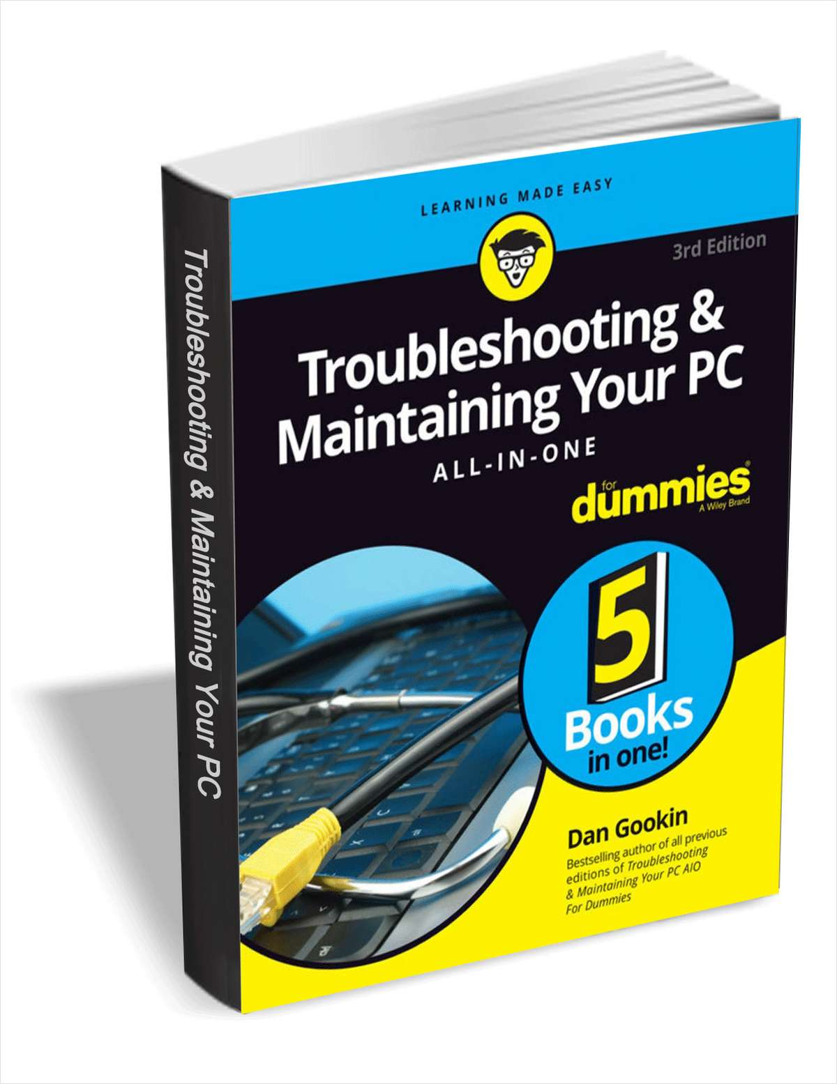 Troubleshooting and Maintaining Your PC All-in-One For Dummies, 3rd Edition ($16 Value) FREE For a Limited Time