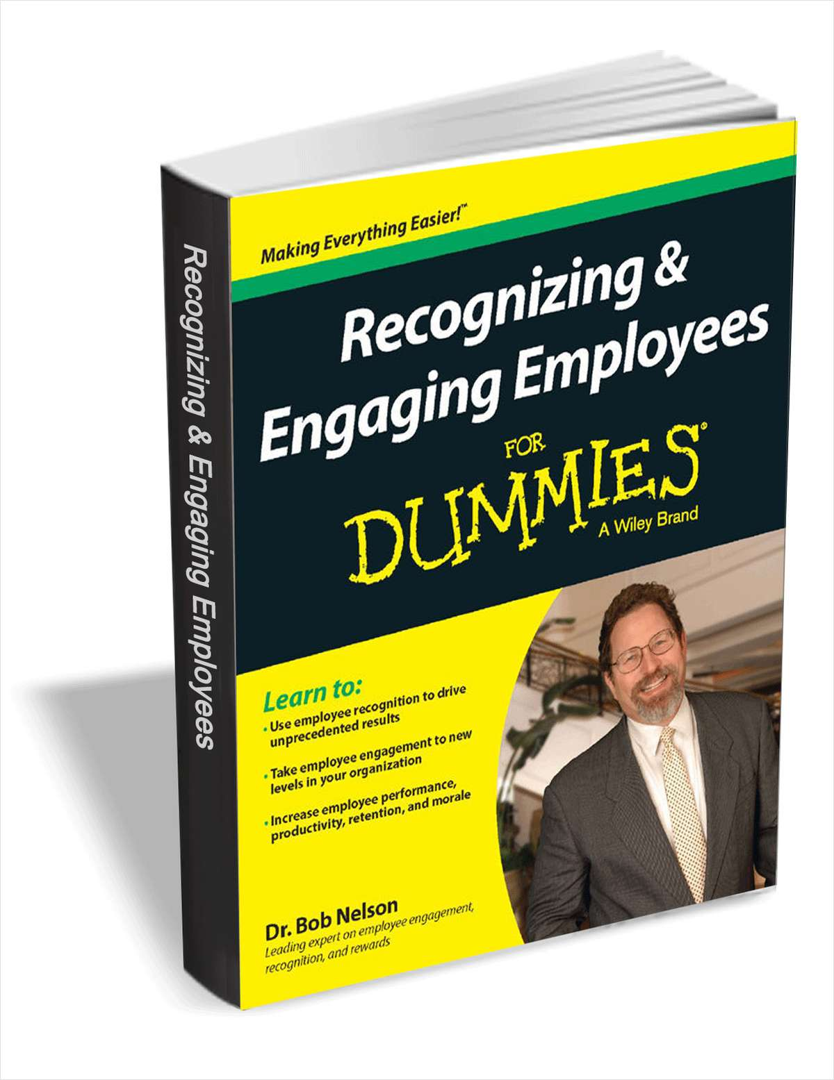 Recognizing and Engaging Employees For Dummies ($13 Value) FREE For a Limited Time