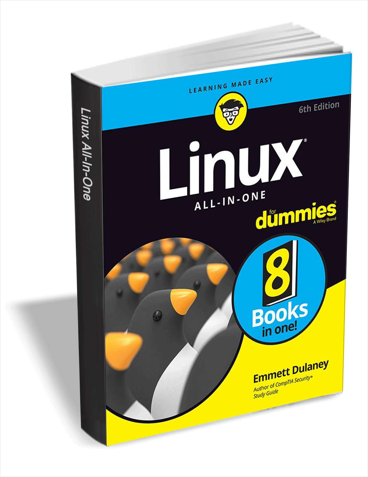 Linux All-In-One For Dummies, 6th Edition ($30 Value) FREE For a Limited Time