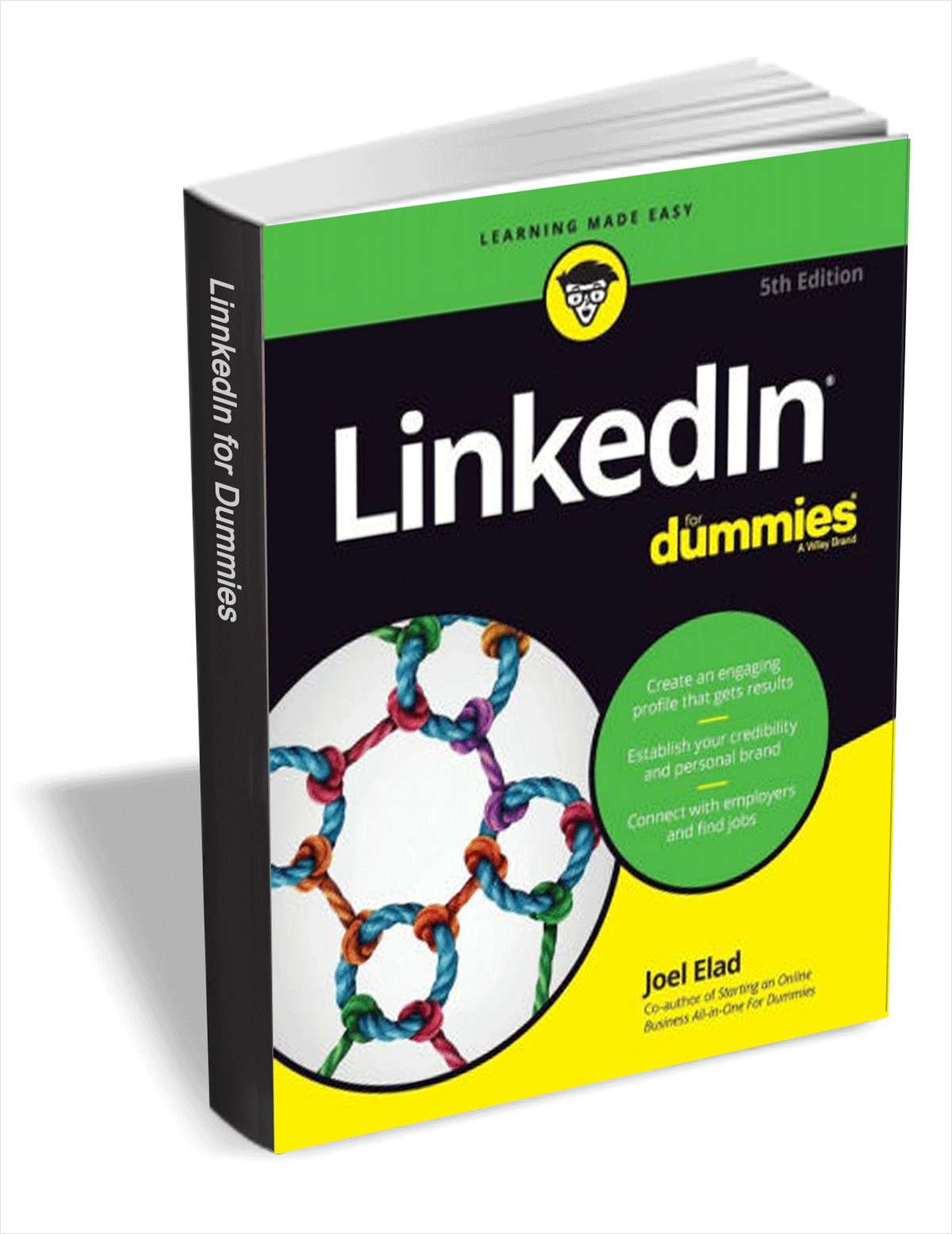 LinkedIn For Dummies, 5th Edition ($24.99 Value) FREE for a Limited Time