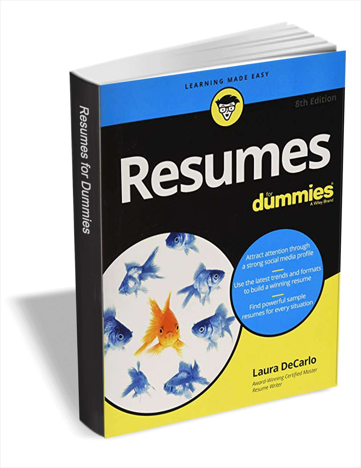 Resumes For Dummies, 8th Edition ($19.99 Value) FREE for a Limited Time