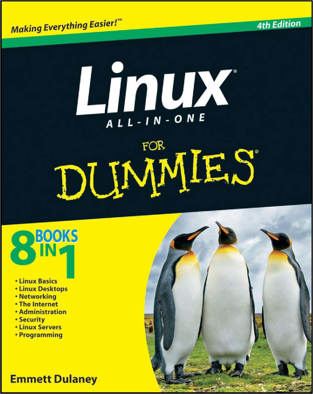 Linux All-in-One For Dummies, 4th Edition--Free Sample Chapter