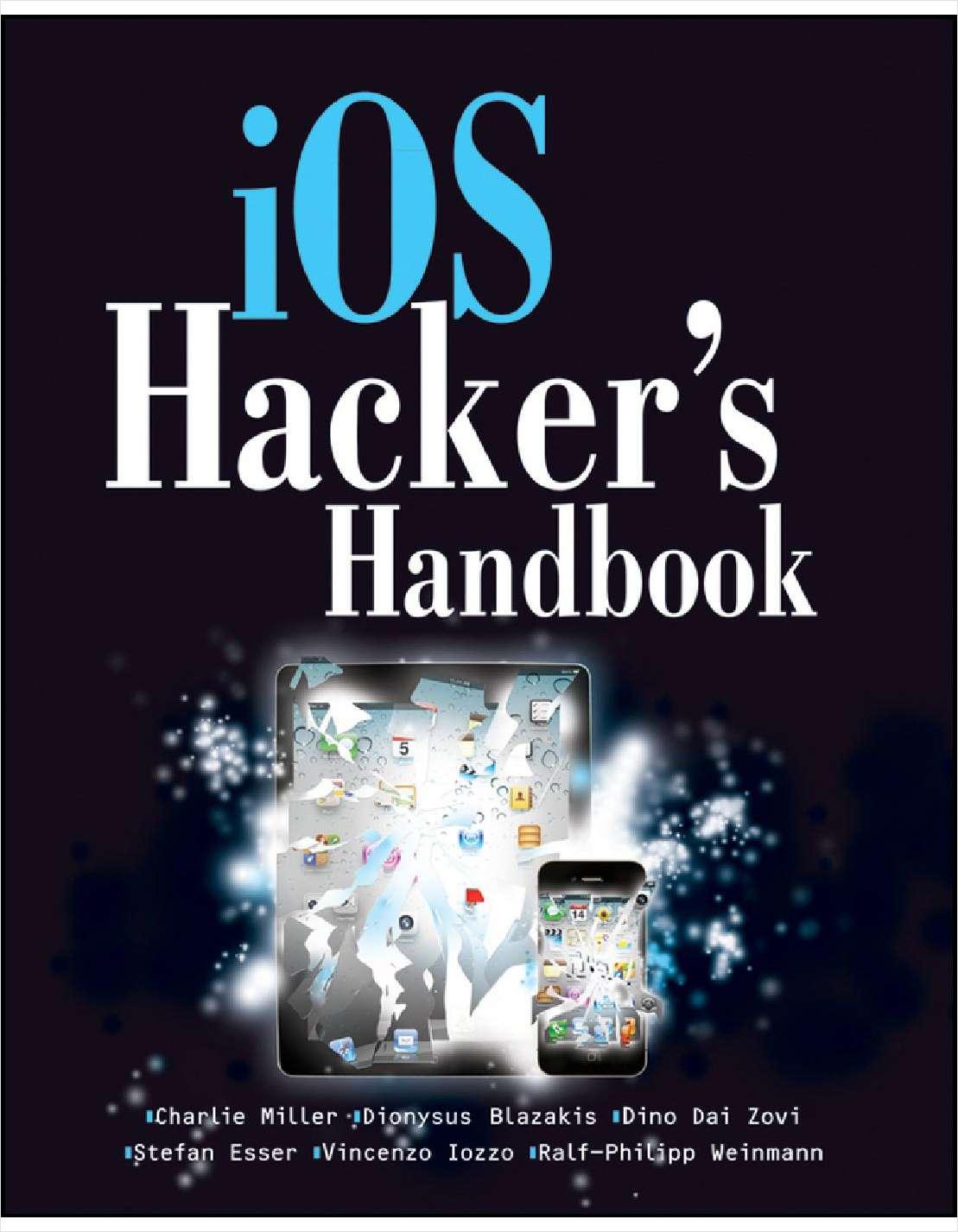 iOS Hacker's Handbook--Free Sample Chapter