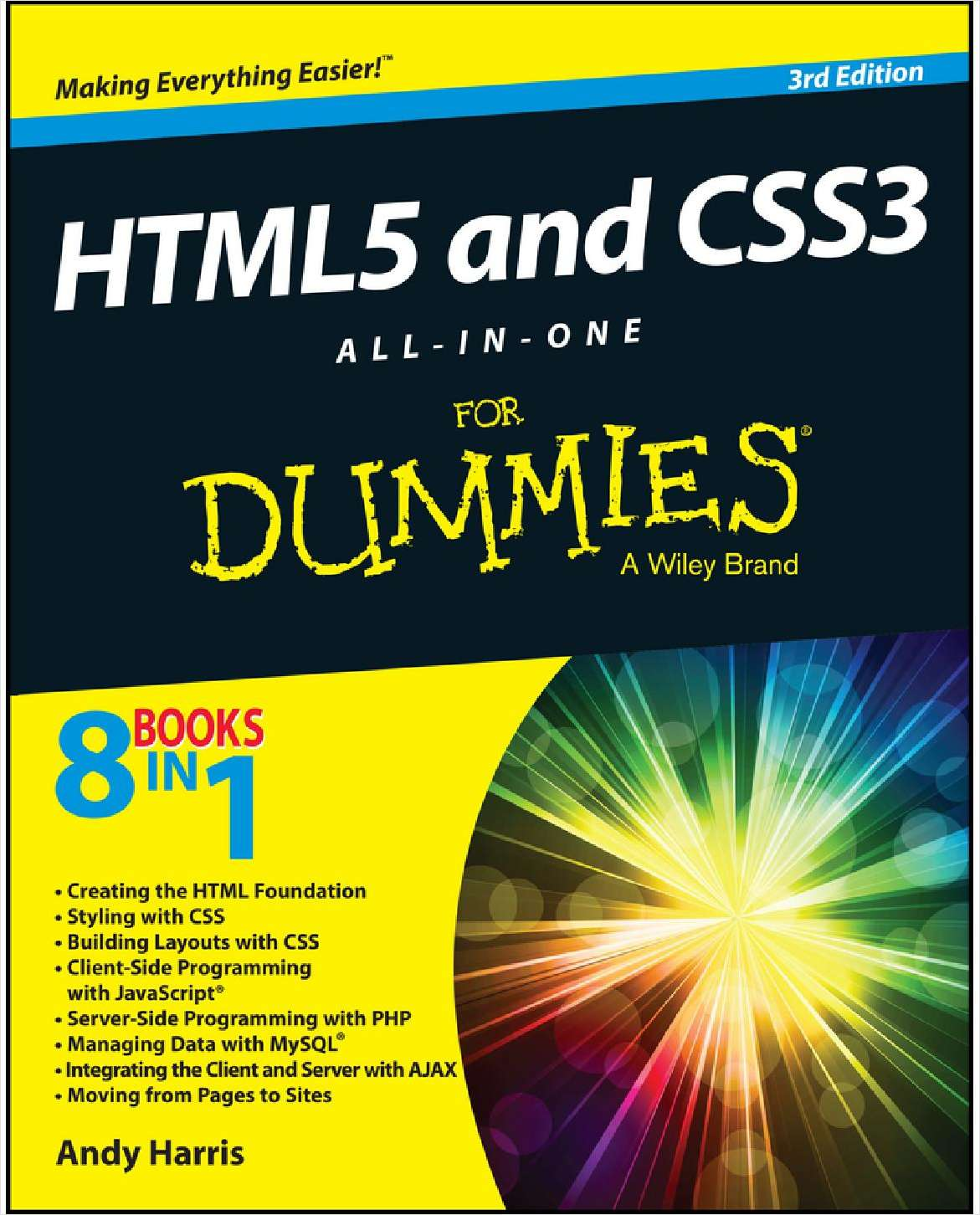 HTML5 and CSS3 All-in-One For Dummies, 3rd Edition--Free Sample Chapters