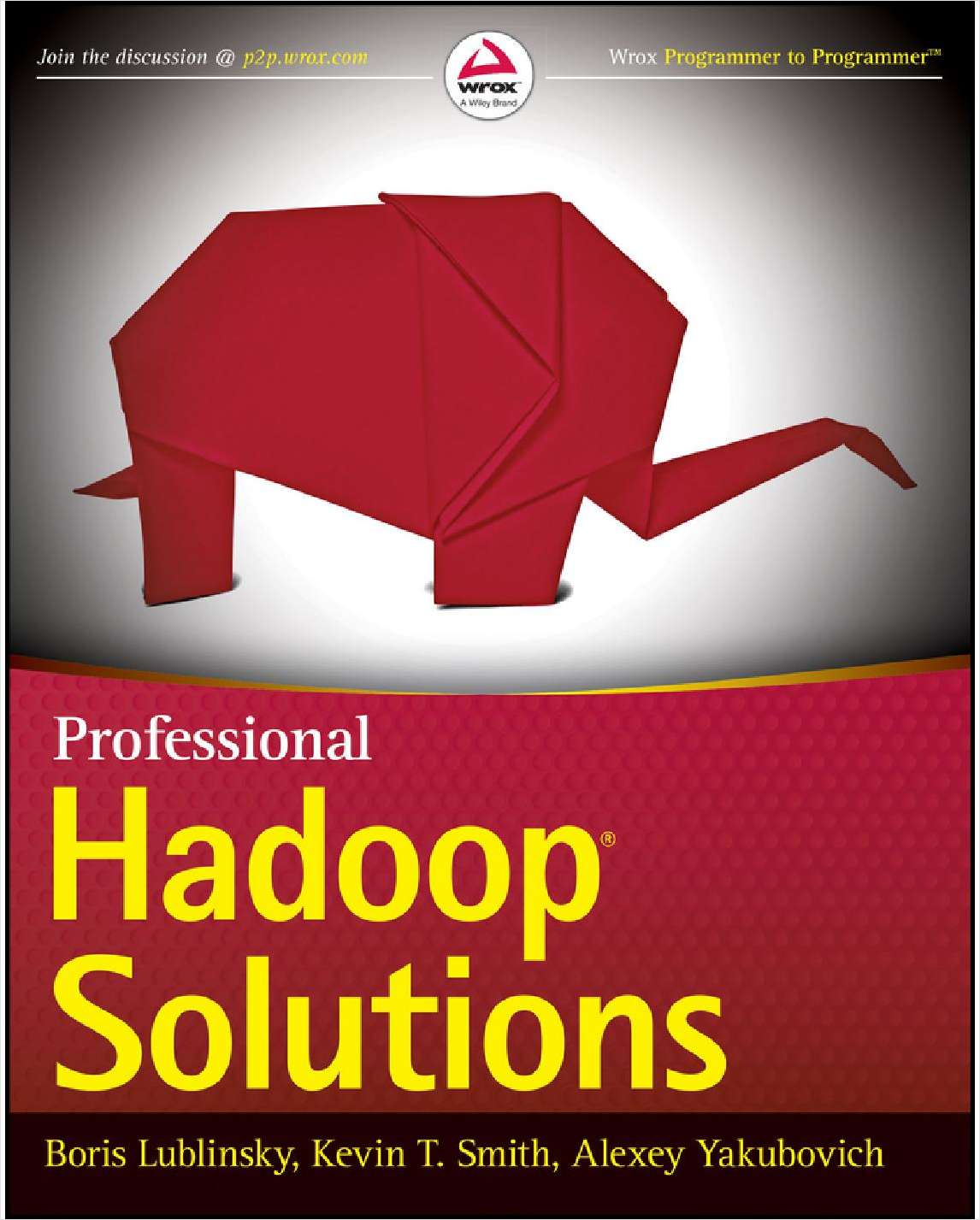 Professional Hadoop Solutions--Free Sample Chapter