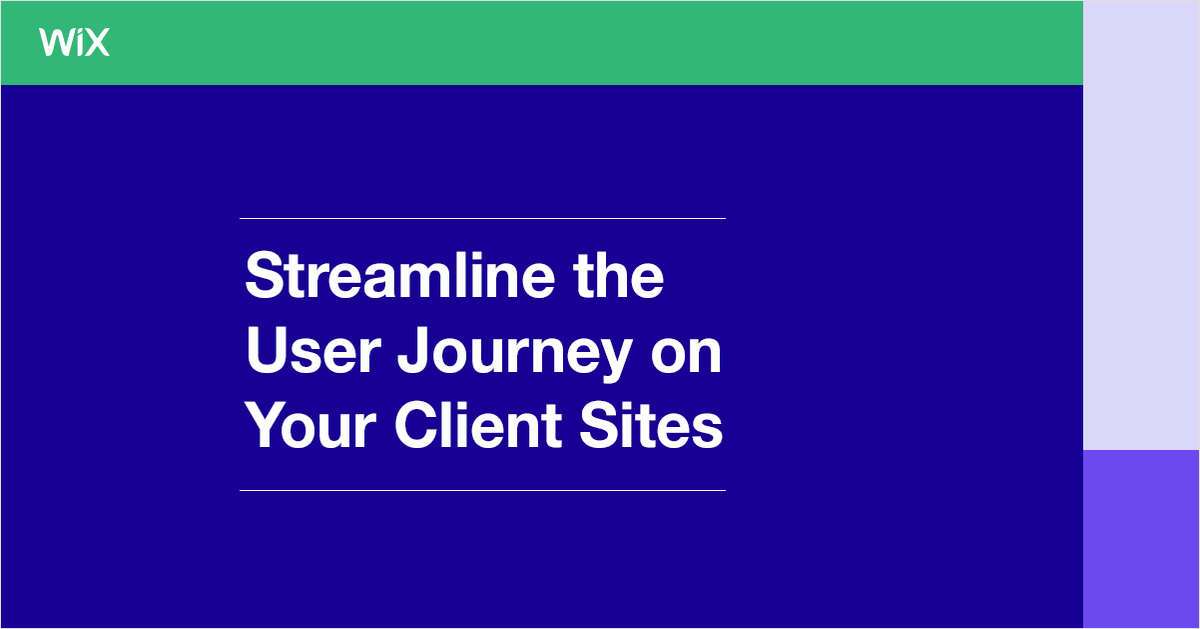 Optimize the Customer Journey on Your Client Sites