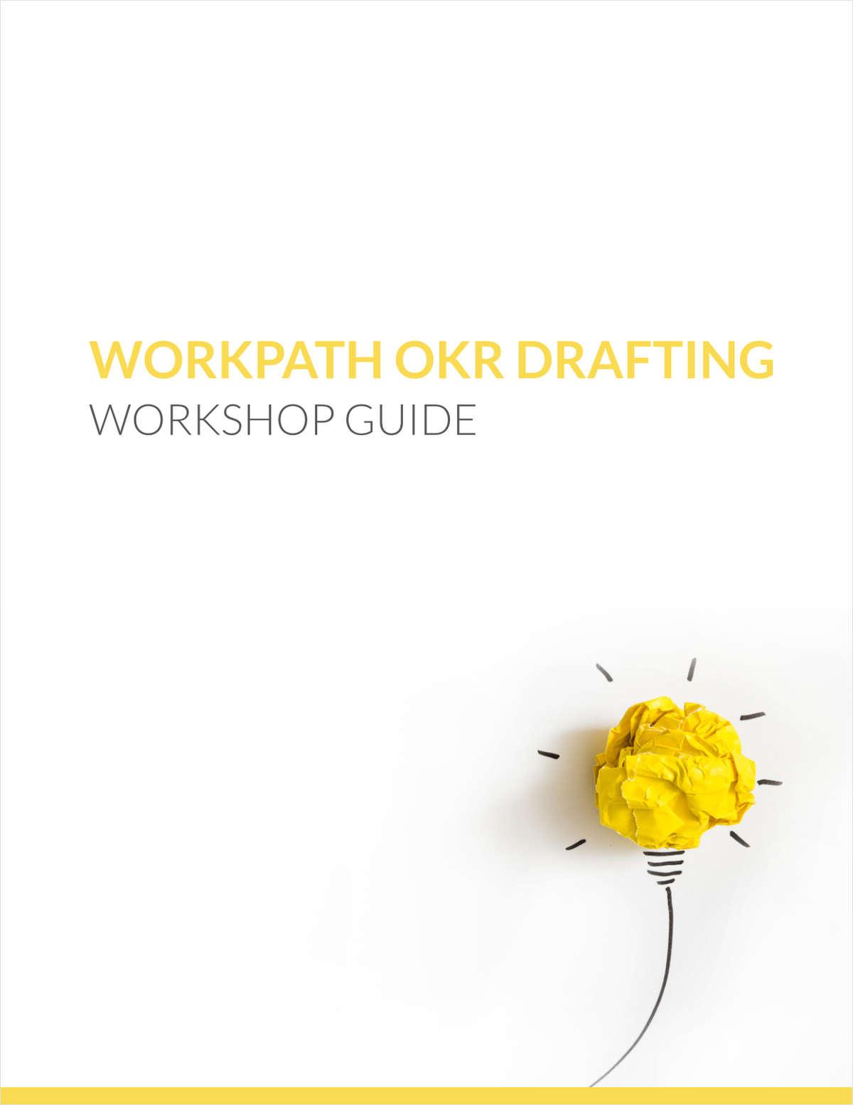 OKR Goal Setting Guide