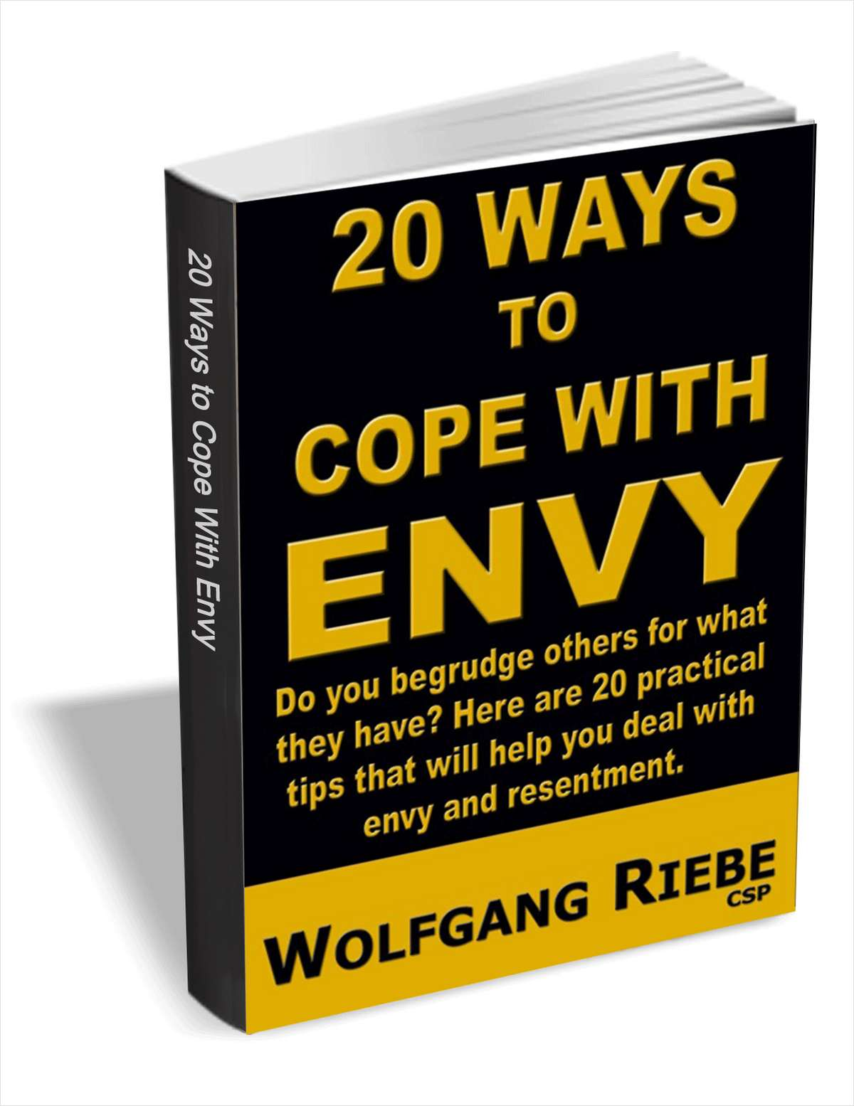20 Ways to Cope With Envy
