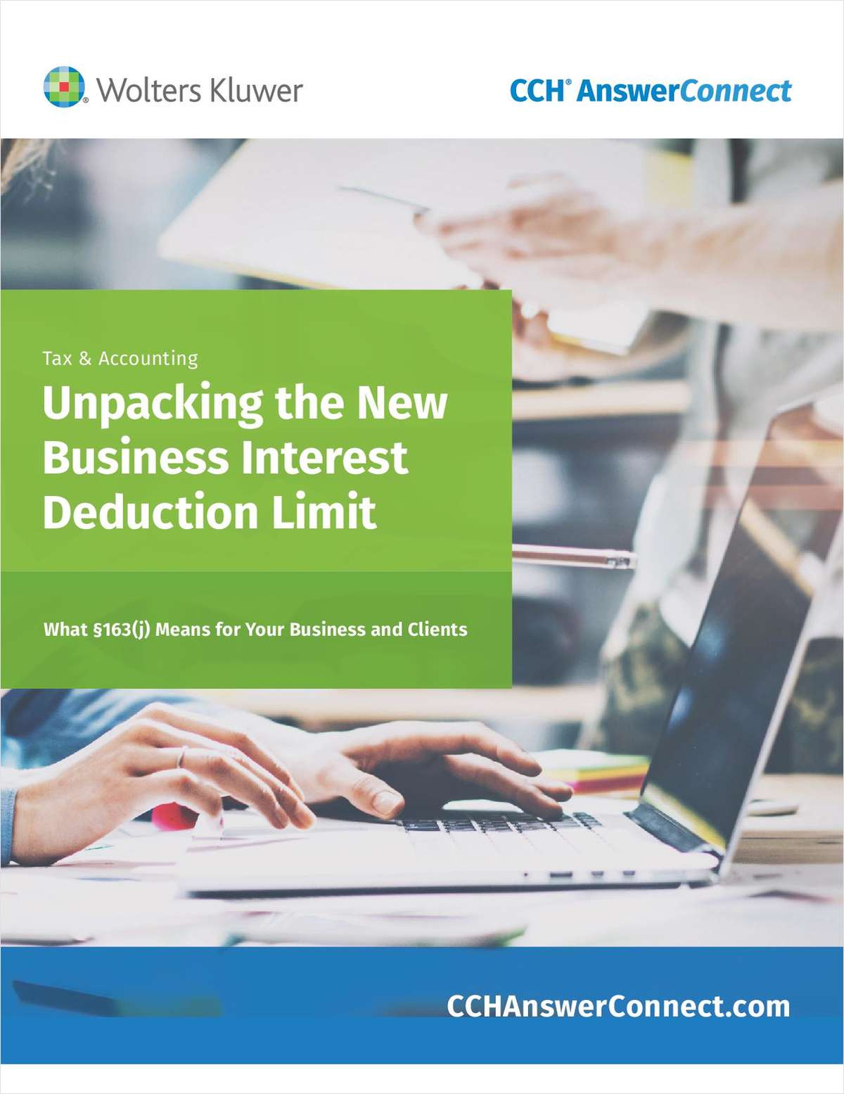 Unpacking the New Business Interest Deduction Limit