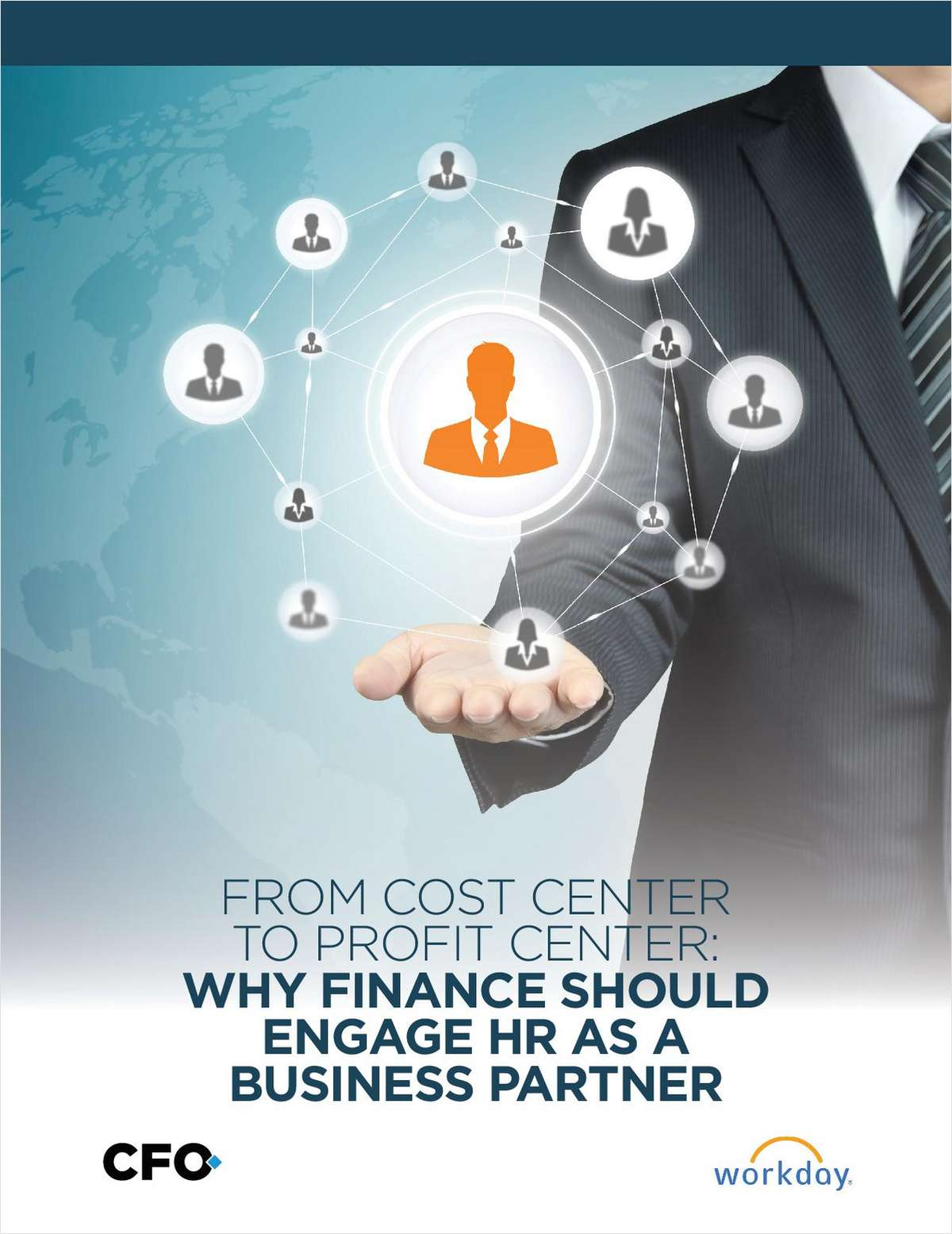 From Cost Center to Profit Center: Why Finance Should Engage HR as a Business Partner