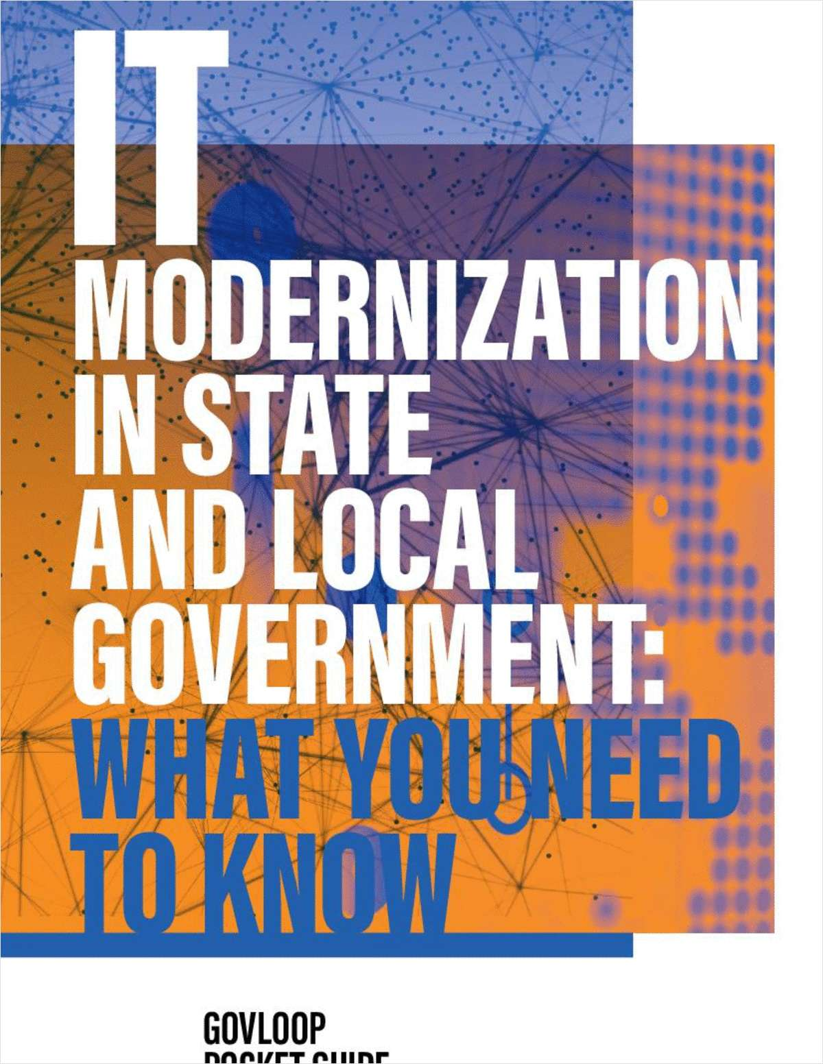 IT Modernization in State and Local Government