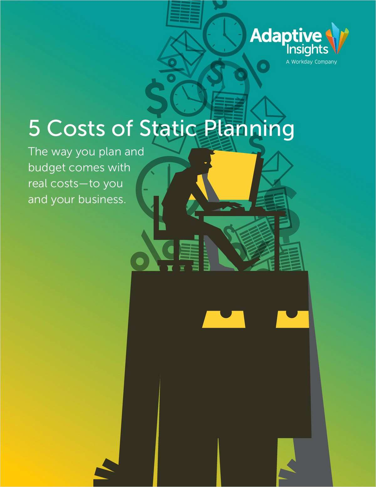 The Five Costs of Static Planning