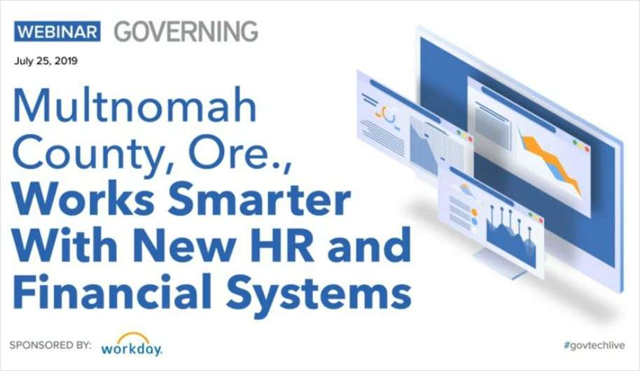 Governing Multnomah Webinar