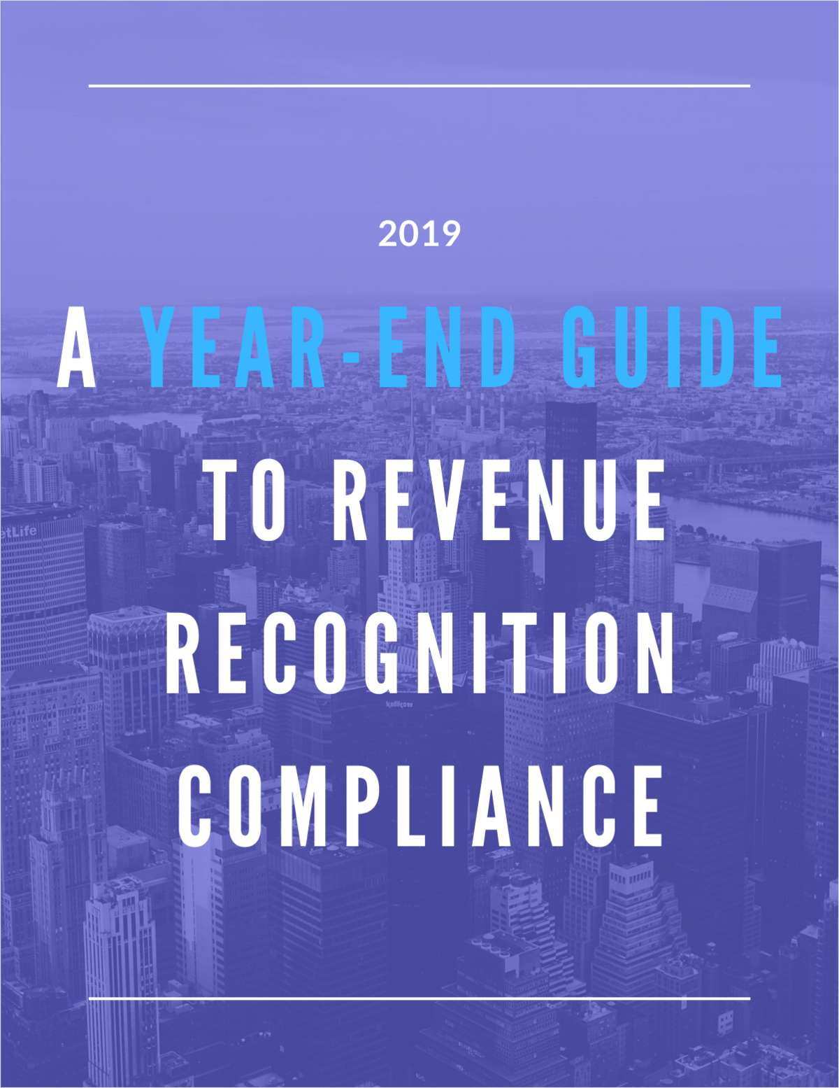 A Year-End Guide to Revenue Recognition Compliance