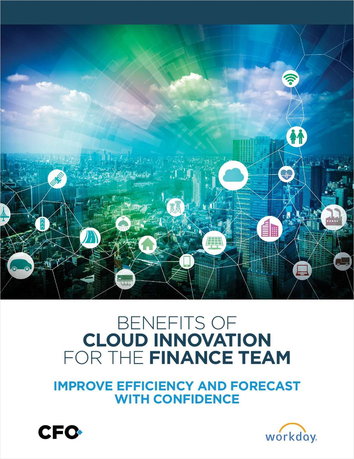 BENEFITS OF  CLOUD INNOVATION  FOR THE FINANCE TEAM