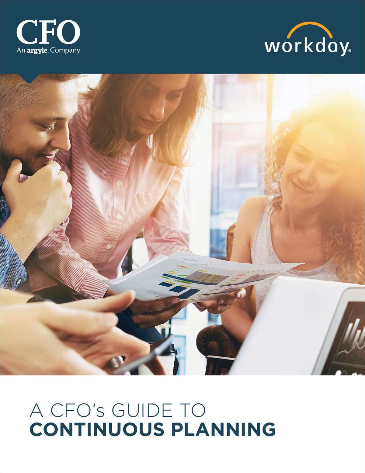 A CFO's GUIDE TO  CONTINUOUS PLANNING