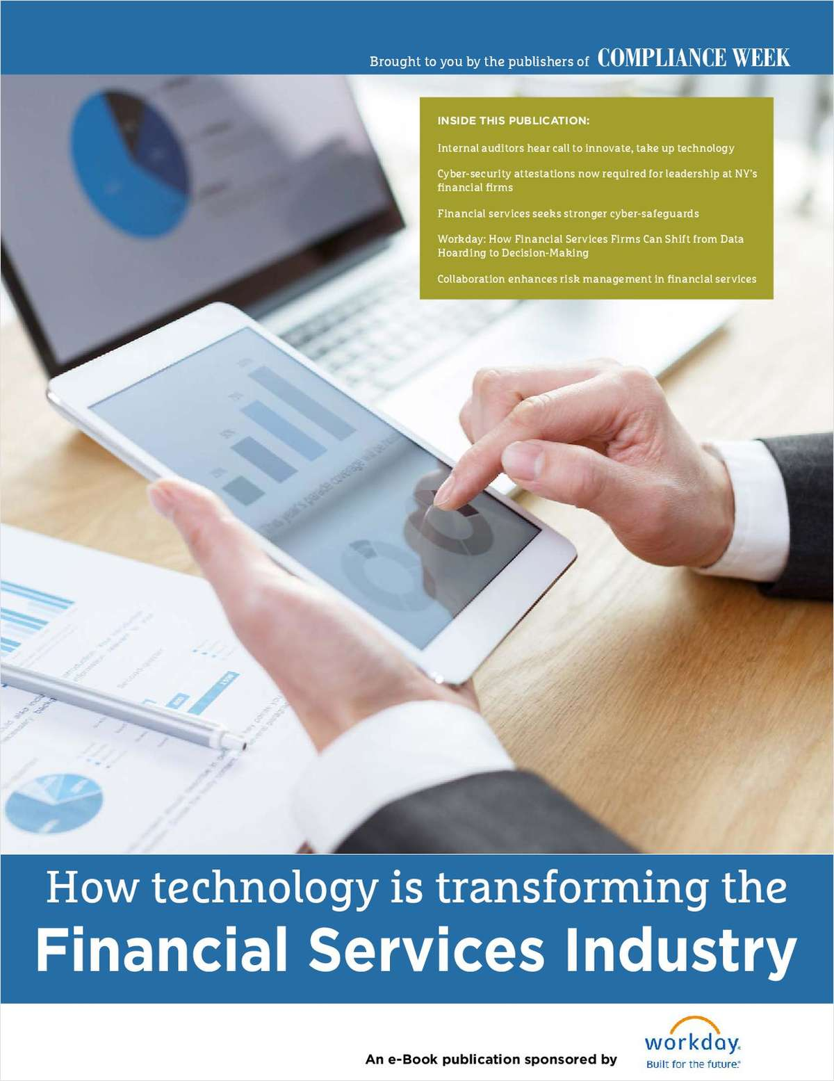 How Technology is Transforming the Financial Services Industry