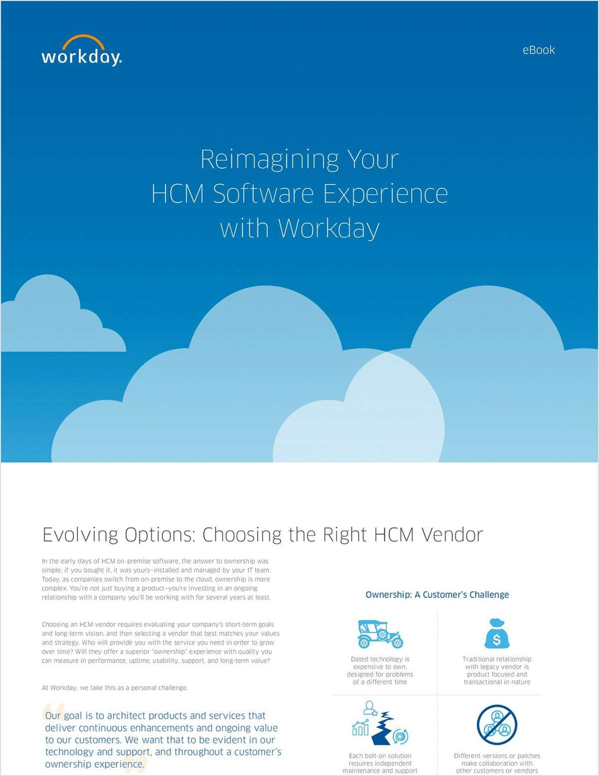 Reimagining Your HCM Software Experience