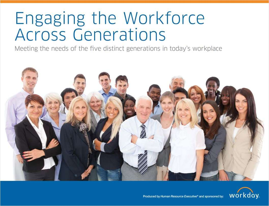 Engaging the Workforce Across Generations