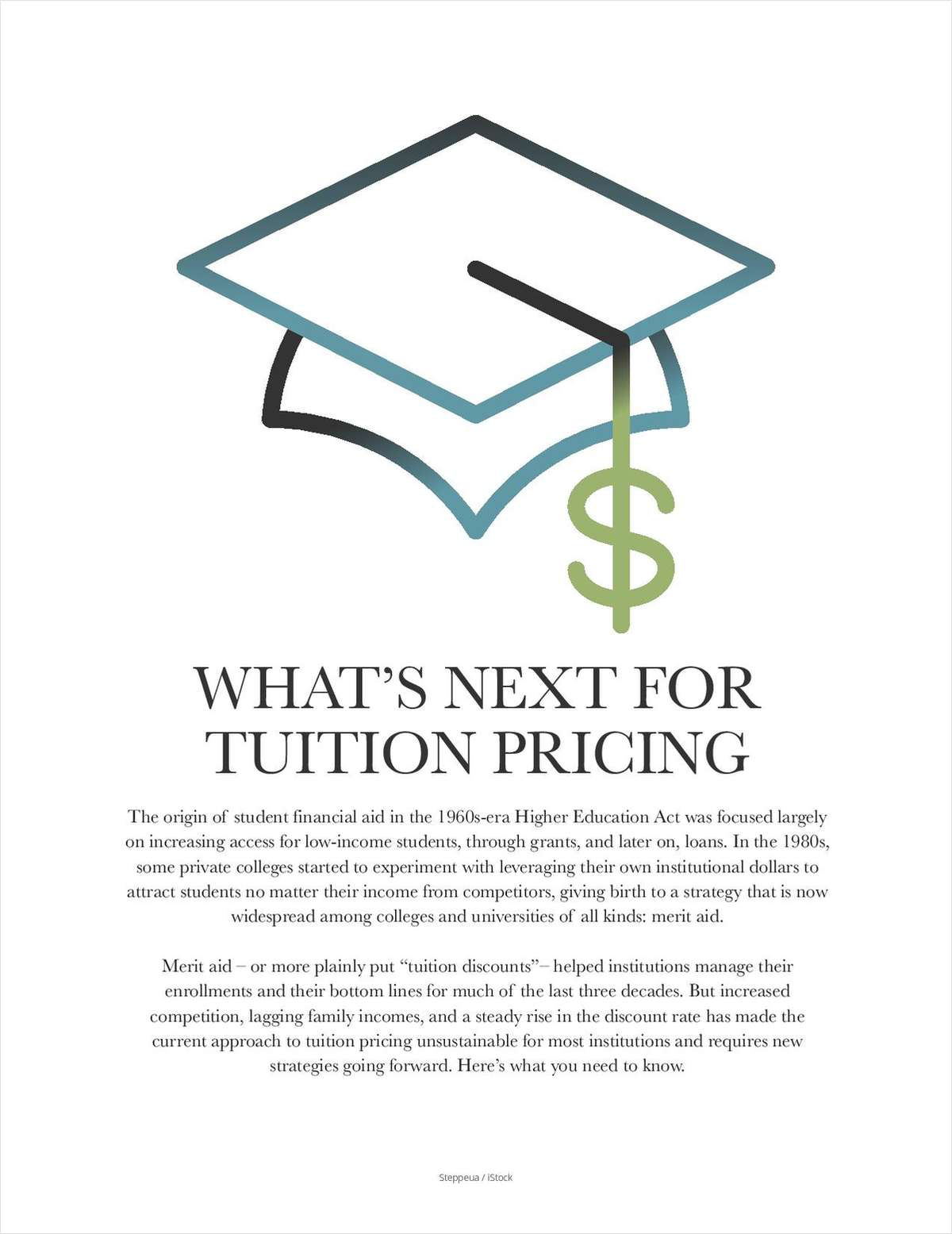 What's Next for Tuition Pricing?
