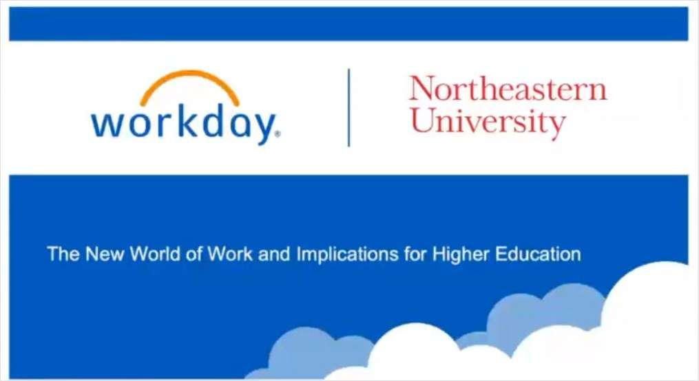 The New World of Work and Implications for Higher Education