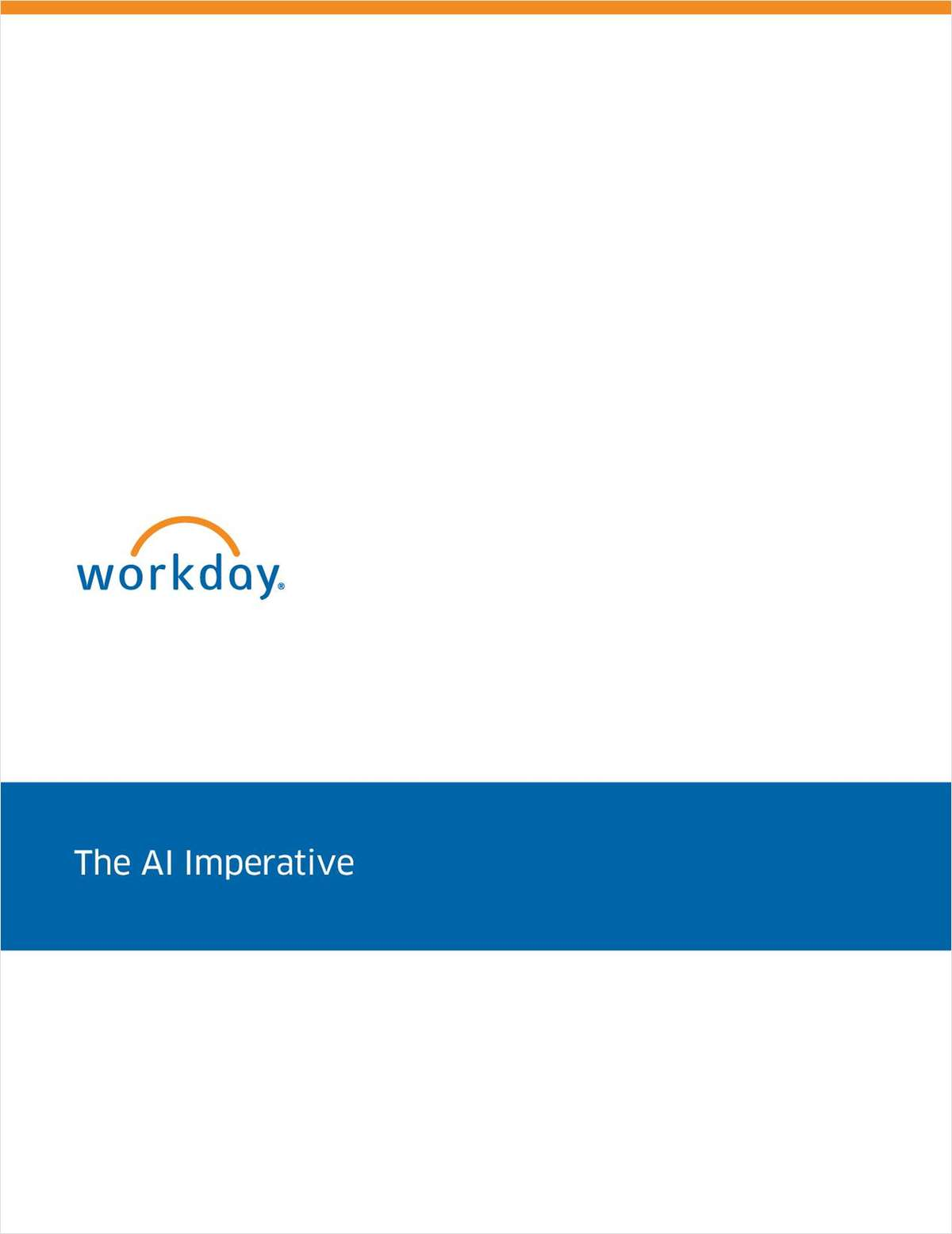 The AI Imperative