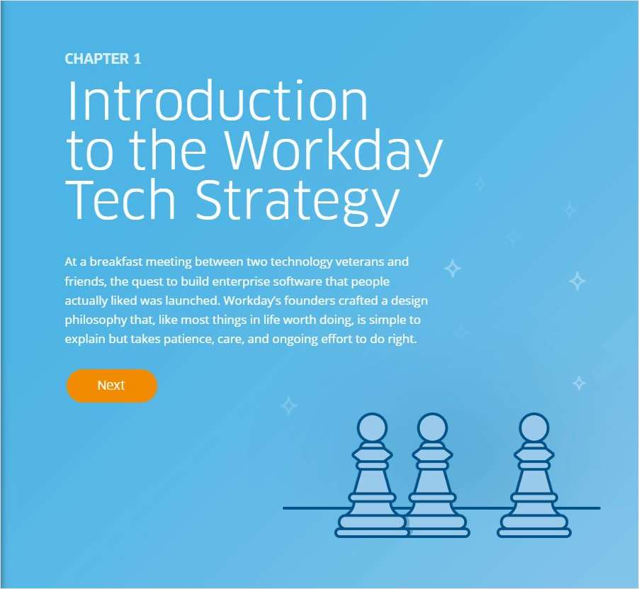 The Workday Tech Strategy
