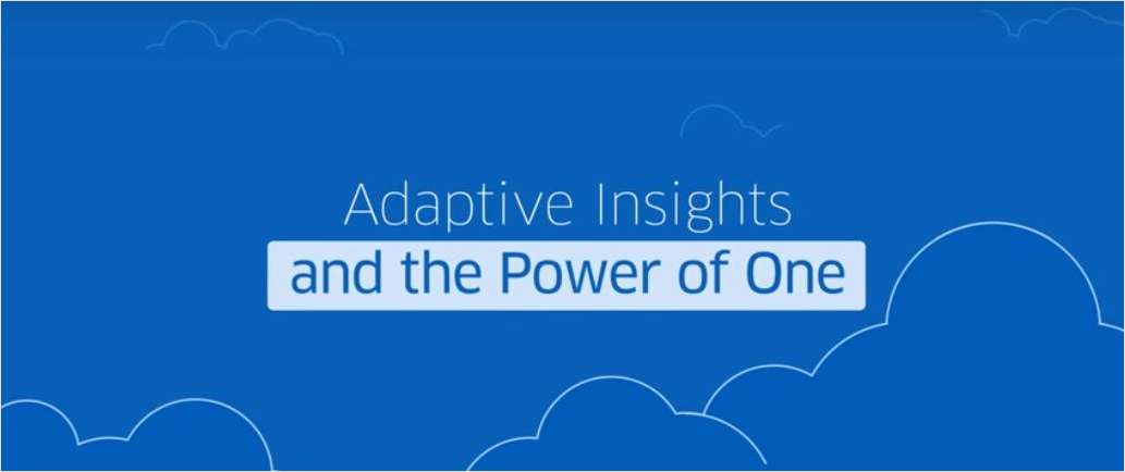 The Power of One and Adaptive Insights