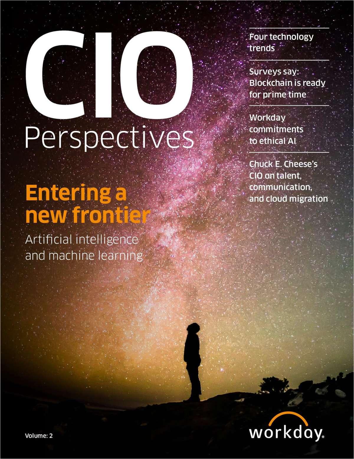 CIO Perspectives Magazine Issue 2