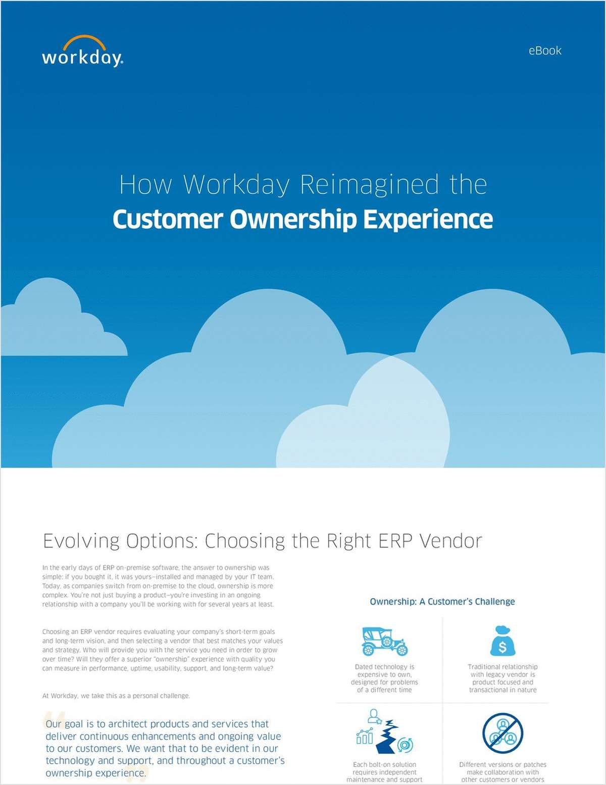 How Workday Reimagined the Customer Ownership Experience