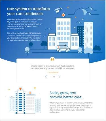 One System to Transform Your Care Continuum