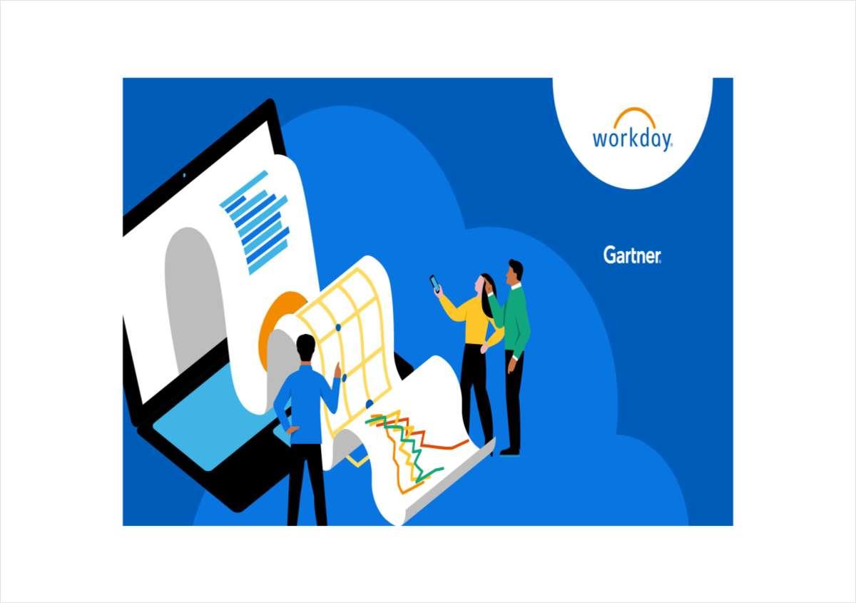 Cuadrante Mágico de Gartner de planificación financiera y análisis cloud 2019