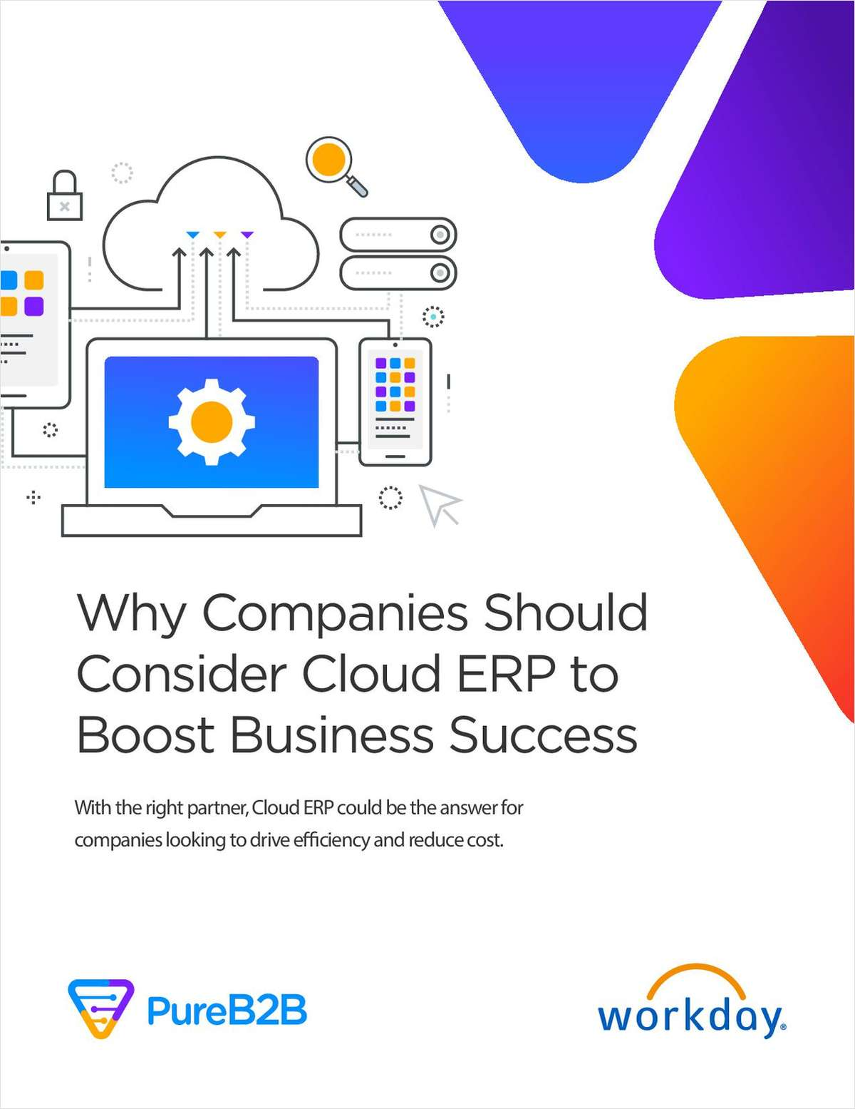 Why Companies Should Consider Cloud ERP to Boost Business Success