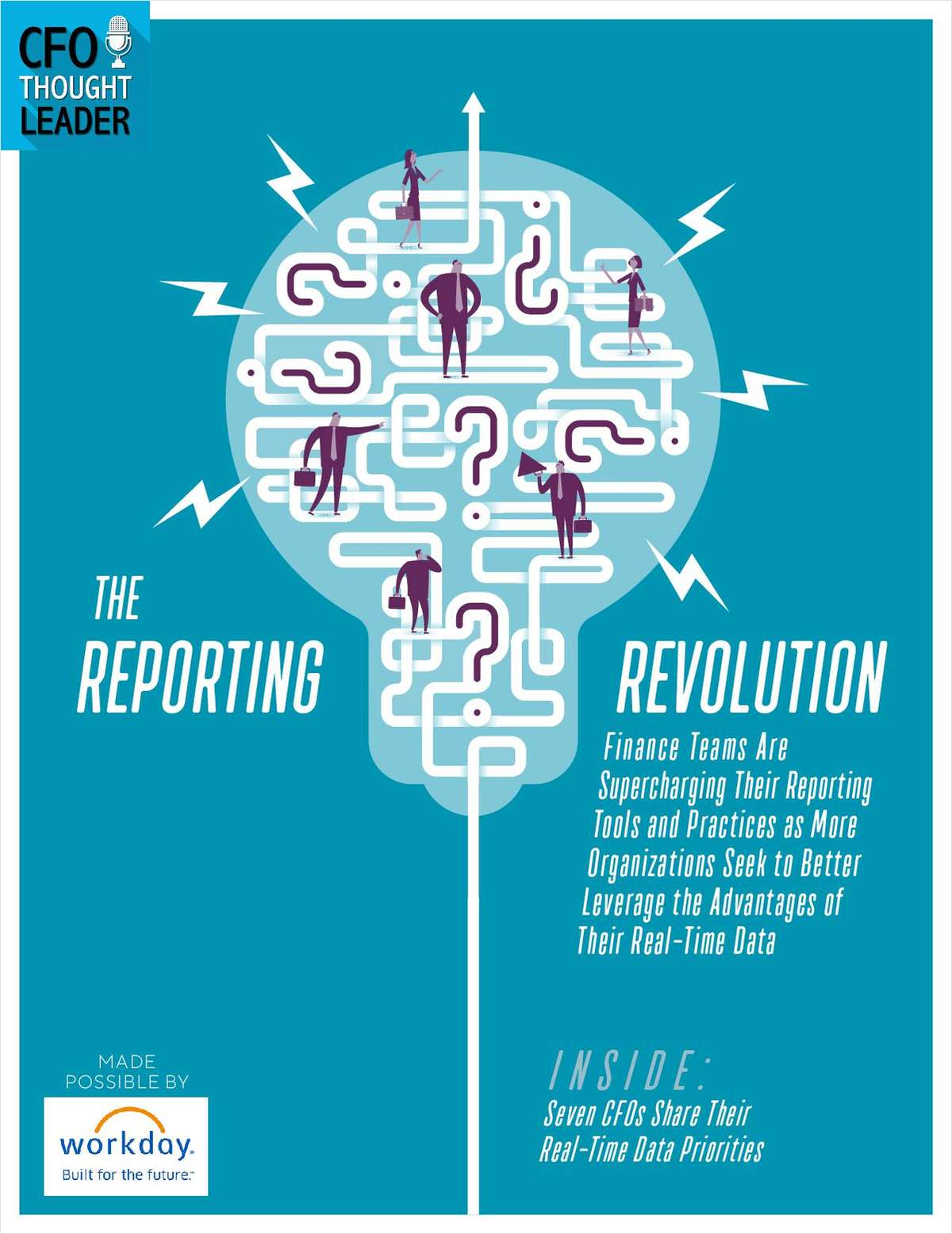 CFO Thought Leader - The Reporting Revolution