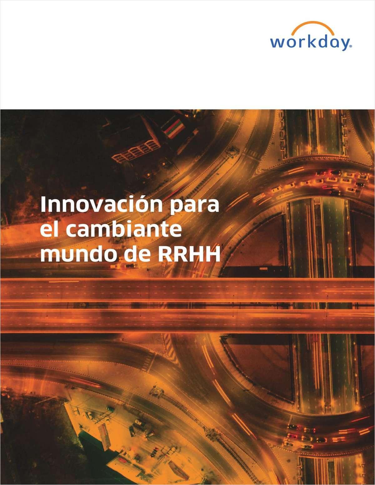 Innovación para el cambiante mundo de RRHH