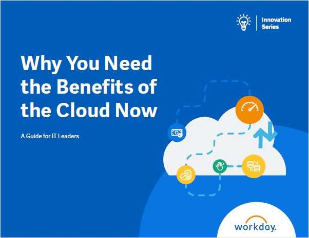 The Benefits of the Cloud: A Guide for IT Leaders