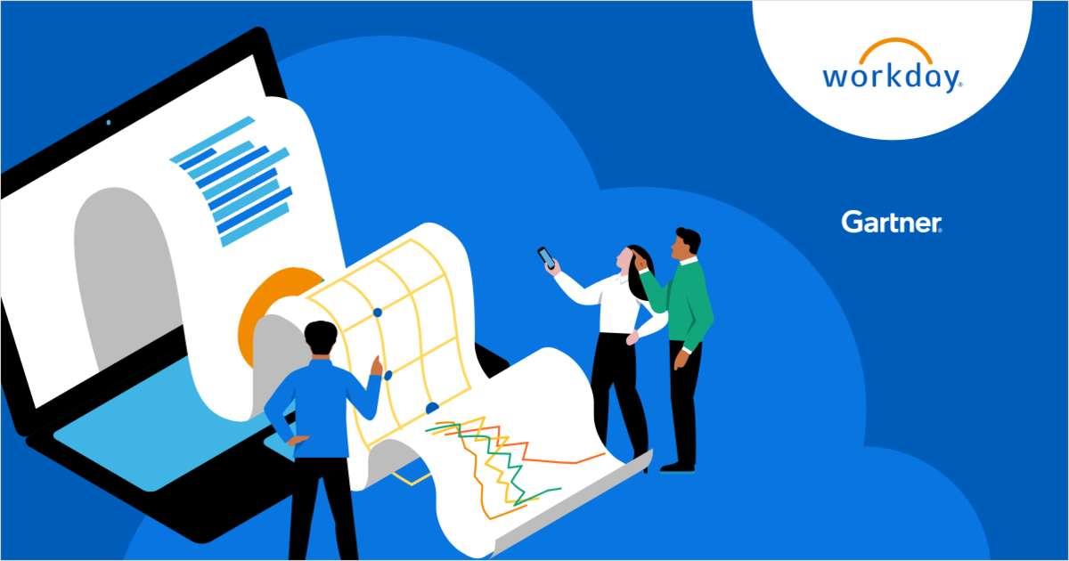 2020 Gartner Magic Quadrant for Cloud Core Financial Management Suites