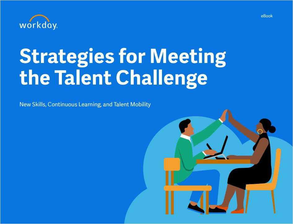 Strategies for Meeting the Talent Challenge - new skills, continuous learning and talent mobility
